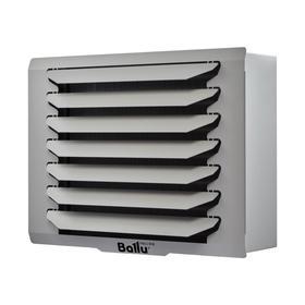 Тепловентилятор Ballu BHP-W4-15-S, водяной, 1900 м3/ч, 3 режима, серебристый Ош