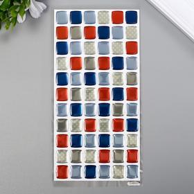 """Объёмные наклейки Room Decor """"Декор 2"""" 10х20 см"""