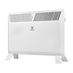 Обогреватель Electrolux ECH/A-1000 M, конвекторный, напольный, 1000 Вт, 15 м2, белый