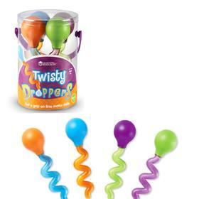 Развивающая игрушка «Пипетки - Ловкий головастик», 4 элемента