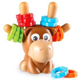 Развивающая игрушка «Лось Макс», 13 элементов