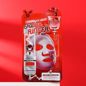 Тканевая маска Elizavecca, укрепляющая, с коллагеном, 23 мл