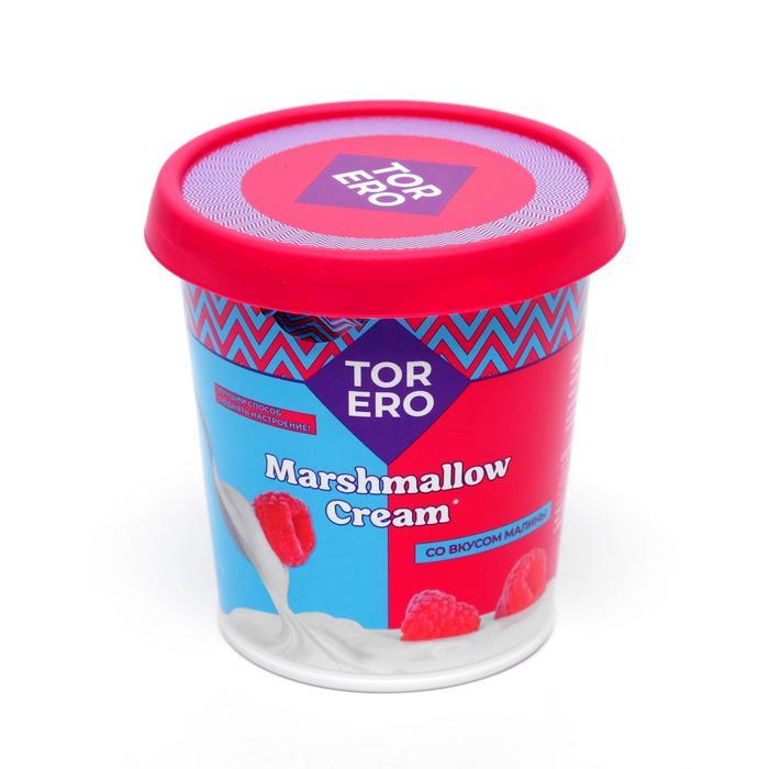 Десерт TORERO «Маршмеллоу» со вкусом малины, 240 г