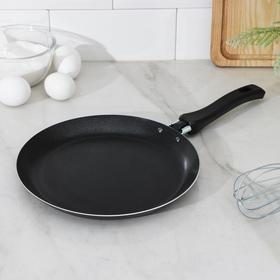 Сковорода блинная VARI «Лучшая цена», d=24 см, антипригарное покрытие