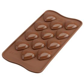 Форма для приготовления конфет My love, силиконовая