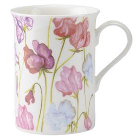 Кружка Viola & sweetpea 310 мл, розовая