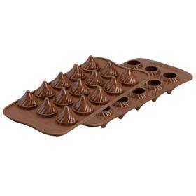 Форма для приготовления конфет Choco flame, силиконовая