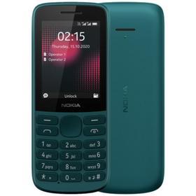 """Сотовый телефон NOKIA 215 DS LTE TA-1272, 2.4"""", 2sim, 1150 мАч, голубой"""