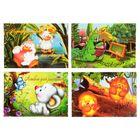 Альбом для рисования «Мультяшки», А5, 40 листов, на склейке, картонная обложка, офсетный блок, 100 г/м², МИКС