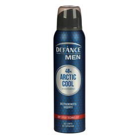 "Дезодорант мужской DEFANCE ""Arctic cool"" 48ч 150 мл"