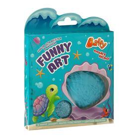 Набор для веселья в ванной FUNNY ART, для мальчиков