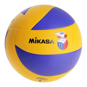 Мяч волейбольный Mikasa MVA380 K, размер 5, PVC, бутиловая камера, клееный