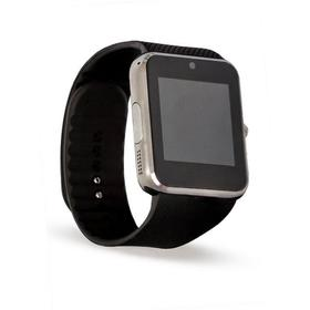 Смарт-часы ZDK GT08, цветной дисплей, ВТ, микрофон, SIM, microSD, черные Ош