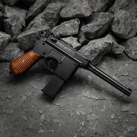 Пистолет страйкбольный Stalker 'SA96M Spring' кал. 6мм Ош
