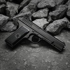 Пистолет страйкбольный Stalker 'SATT Spring' кал. 6мм Ош