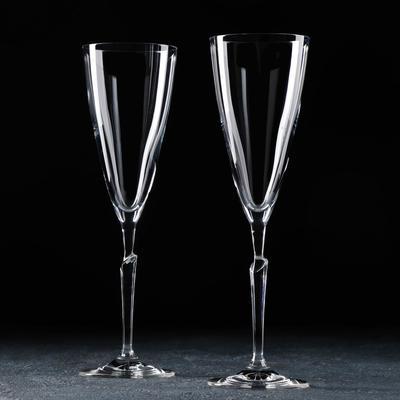 Набор бокалов для шампанского RONA First Lady, 295 мл, 2 шт - Фото 1