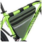 Велосумка под раму большая Dream Bike «МАСТЕР», цвет зелёный - Фото 3