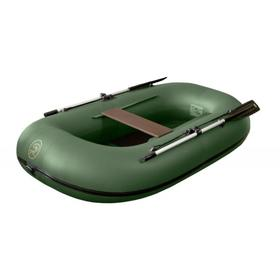 Надувная лодка BoatMaster 250 «Эгоист», цвет оливковый