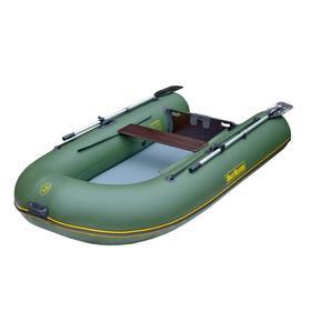 Надувная лодка BoatMaster 250ТА, цвет оливковый