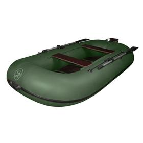 Надувная лодка BoatMaster 300HF, цвет оливковый