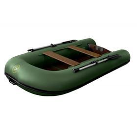 Надувная лодка BoatMaster 310K, цвет оливковый