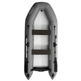 Надувная лодка FLINC FT340LА, цвет серый