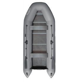 Надувная лодка FLINC FT360L, цвет серый