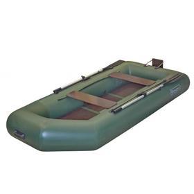 Надувная лодка «Феникс 280Т», люкс, цвет оливковый