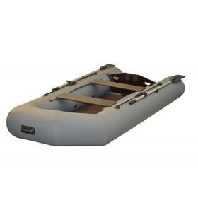 Надувная лодка «Феникс 285ТС», цвет серый