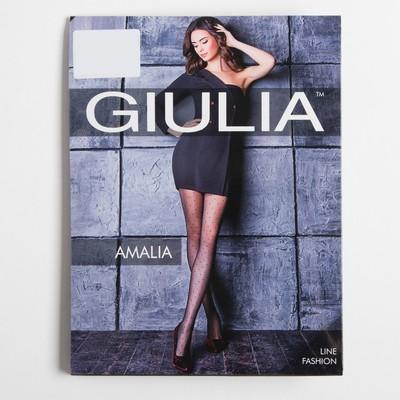 Колготки женские AMALIA 20 ден, цвет чёрный (nero), р-р 2 (S) - Фото 1