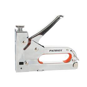 Степлер PATRIOT SPQ-111 3 в 1,скобы №140 4-14 мм, скобы №28 10-12 мм, гвозди №300, 600 шт.