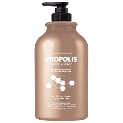 Шампунь для волос ПРОПОЛИС Institut-Beaute Propolis Protein Shampoo, 500 мл - Фото 1