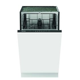 Посудомоечная машина Gorenje GV52040, встраиваемая, класс А++, 9 комплектов, 5 программ Ош