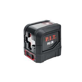 Уровень лазерный P.I.T PLE-2A, 15 м, 2 луча, резьба 1/4', 520 Нм, автоматическое выравнивание   6924 Ош