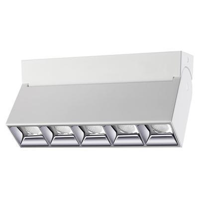 Светильник EOS, 25Вт LED 4000K, 3000лм, цвет белый, IP33