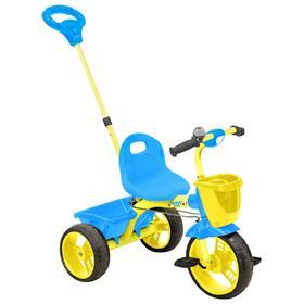 Велосипед трехколесный Nika ВД2, цвет желтый с голубым Ош