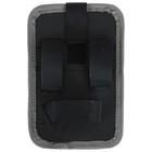 Велосумка Dream Bike «ПОИНТ» на руль для телефона, цвет серый - Фото 3