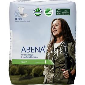 Впитывающие прокладки Abena Light Mini, 20 шт