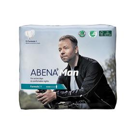 Впитывающие прокладки Abena Man Formula 1, 15 шт