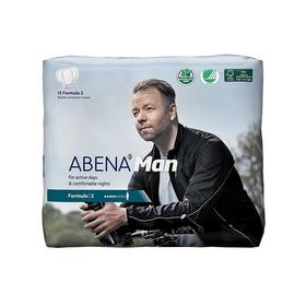 Впитывающие прокладки Abena Man Formula 2, 15 шт
