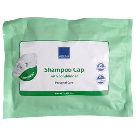 Шампунь-кондиционер Abena, в шапочке для мытья волос без воды № 1