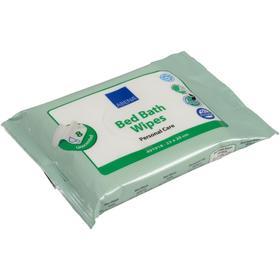 Влажные салфетки для принятия гигиенических ванн Abena, 8 шт