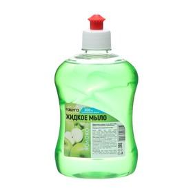 Жидкое мыло «Радуга»  яблоко пуш пул, 500 мл