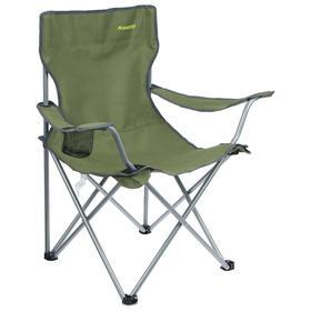 Кресло складное ZAGOROD К 504 в чехле, цвета микс Ош