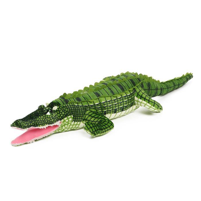 Мягкая игрушка Крокодил, 100 см