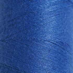 Нитки 40ЛШ, 200 м, цвет синий №2313 Ош