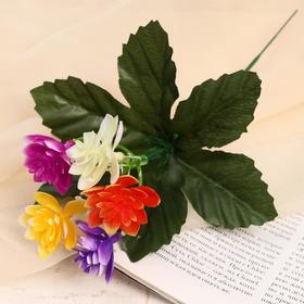 Цветы искусственные 'Розочки' 24см Ош