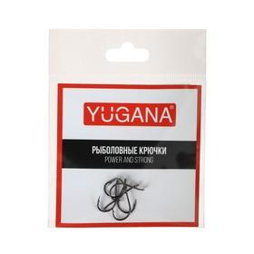 Крючки Chinu №6, 6 шт. в упаковке