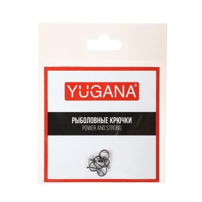 Крючки Chinu №14, 8 шт. в упаковке - Фото 1