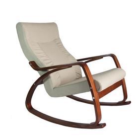 Кресло-качалка «Женева», жаккард, цвет песок